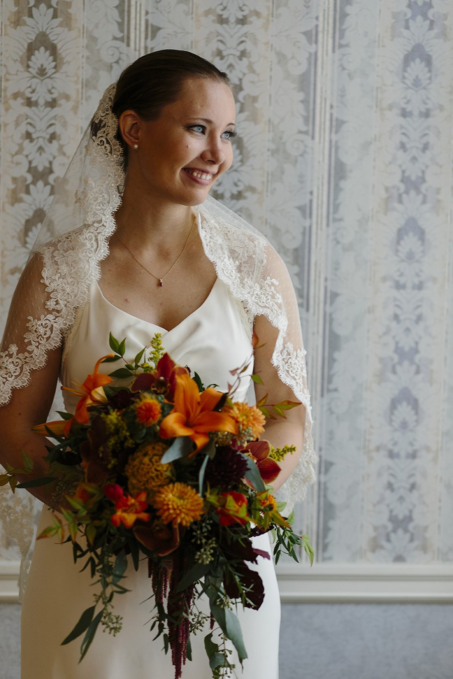 Historic Davenport Wedding // Emily Wenzel Photography