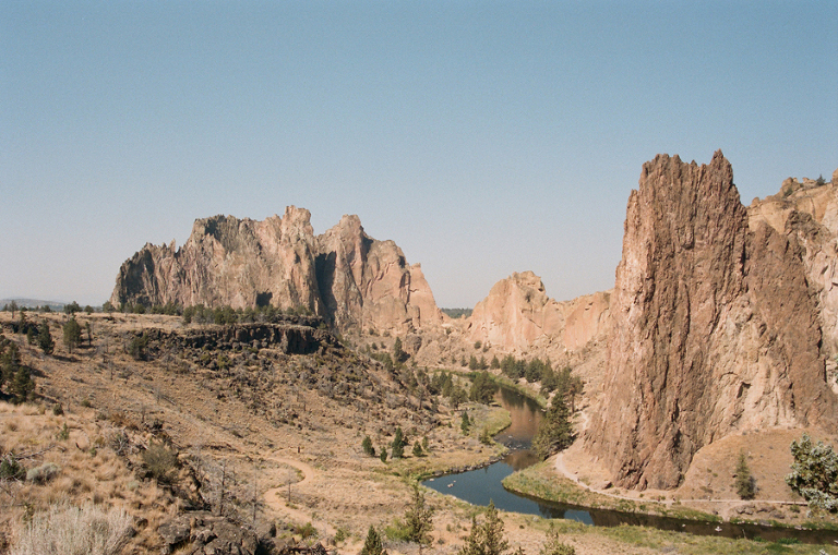 Smith Rock State Park // Emily Wenzel Photography