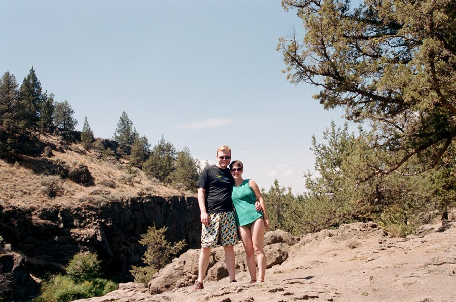 Visiting Bend, OR — Travel Photography // Travel on Film