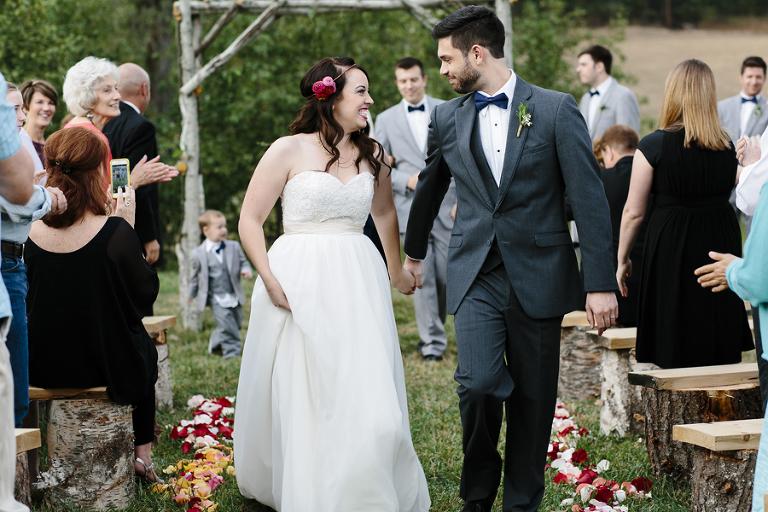 Mountain Wedding // Emily Wenzel Photography