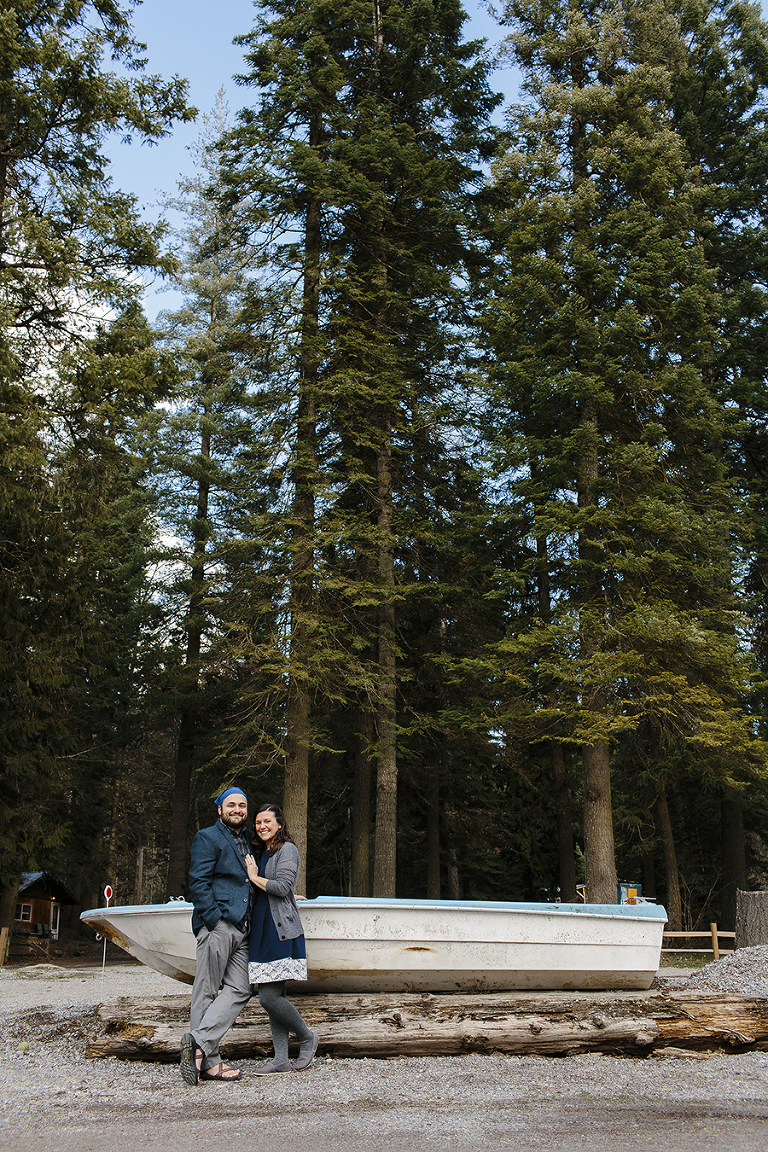 Hauser Lake Elopement // Emily Wenzel Photography