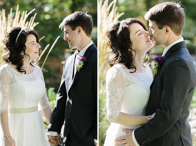 Spokane Backyard Wedding // Emily Wenzel Photography