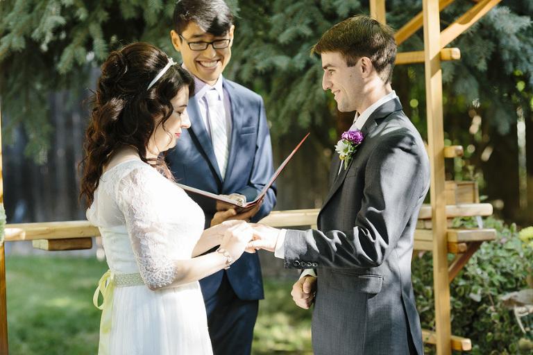 Intimate Wedding Photographer // Emily Wenzel Photography