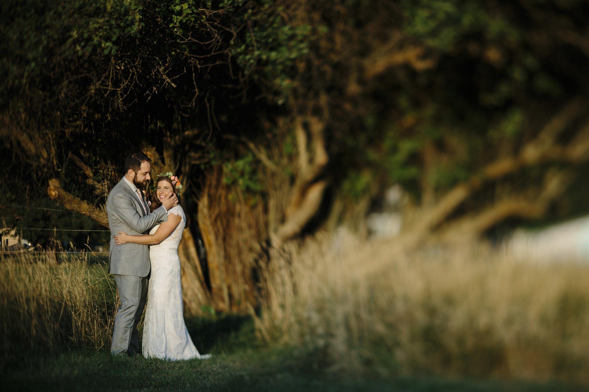 Coeur d'Alene Resort Wedding Photographer // Emily Wenzel Photography