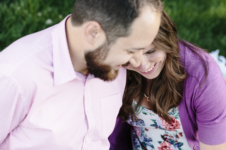 Spokane Engagement Photographer // Emily Wenzel Photography