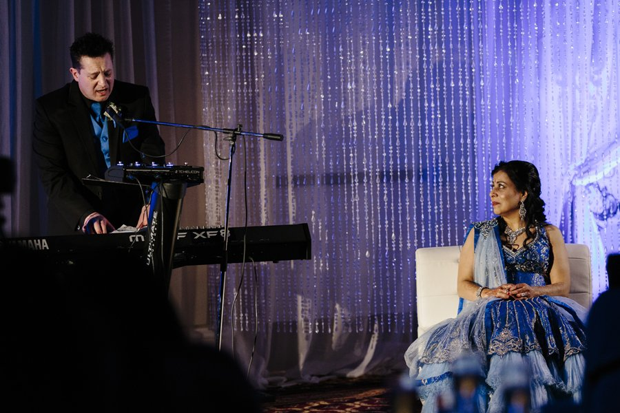 Hindu Christian Fusion Wedding // Emily Wenzel Photography