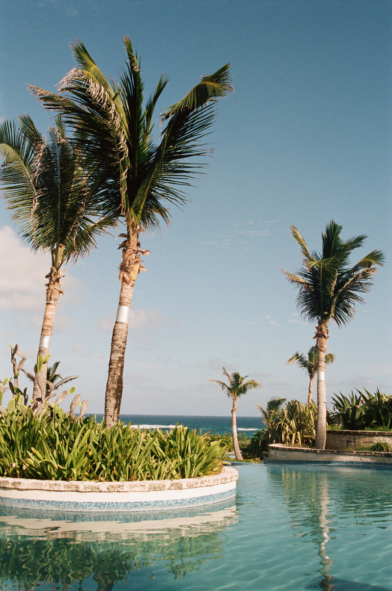 Barbados Destination Wedding // Crane Beach Hotel