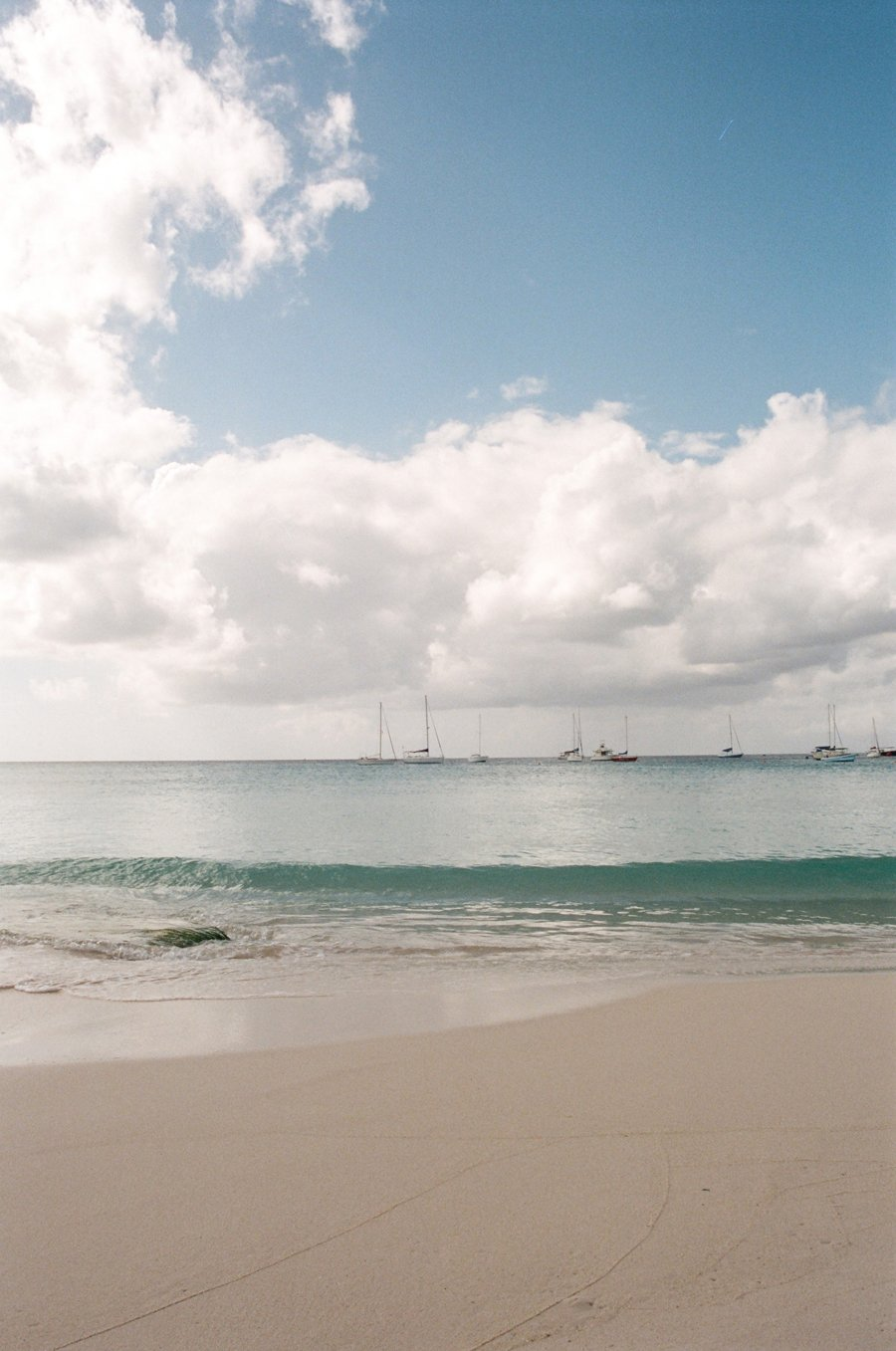 Carlisle Bay Barbados // Emily Wenzel Photography
