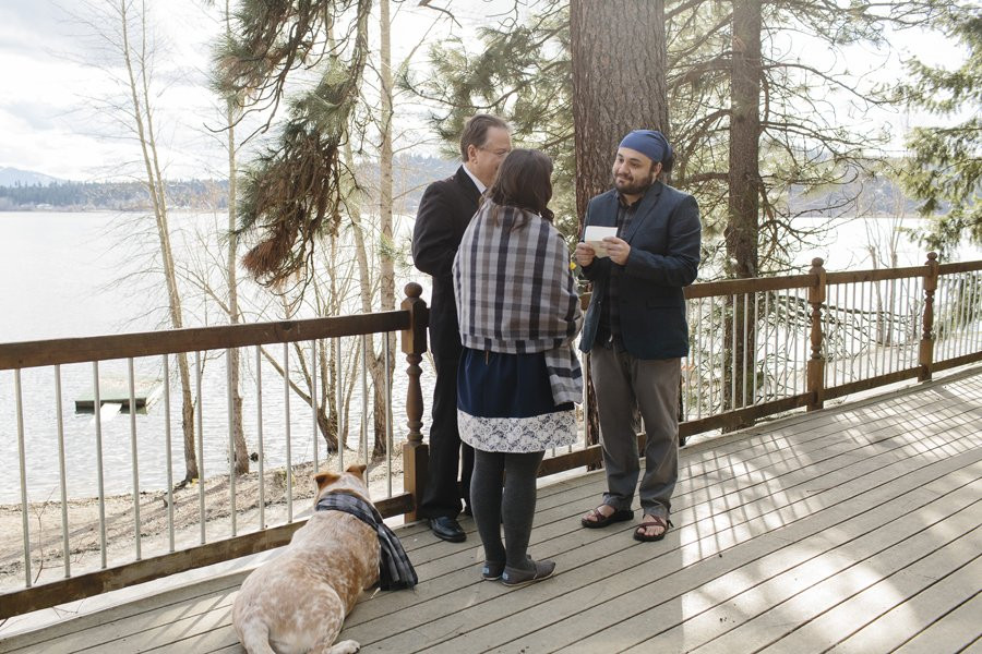 Weddings with Dogs // Emily Wenzel Photography