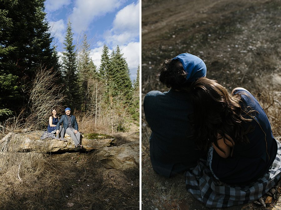 Mountain Elopement // Emily Wenzel Photography