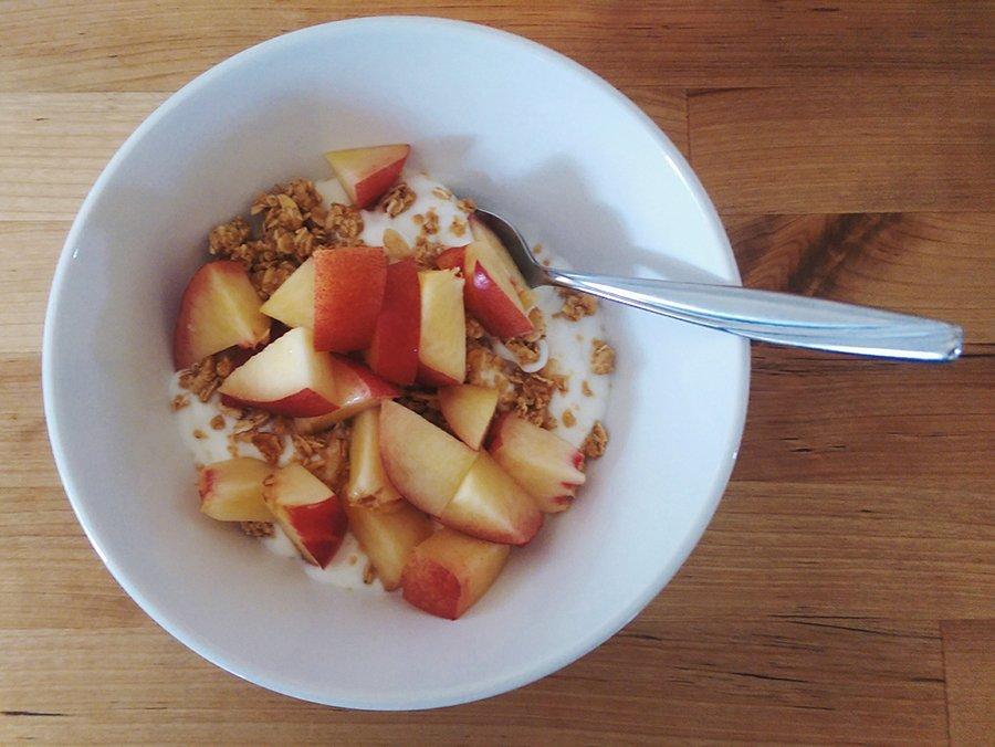 Yogurt // The Wenzel Haus