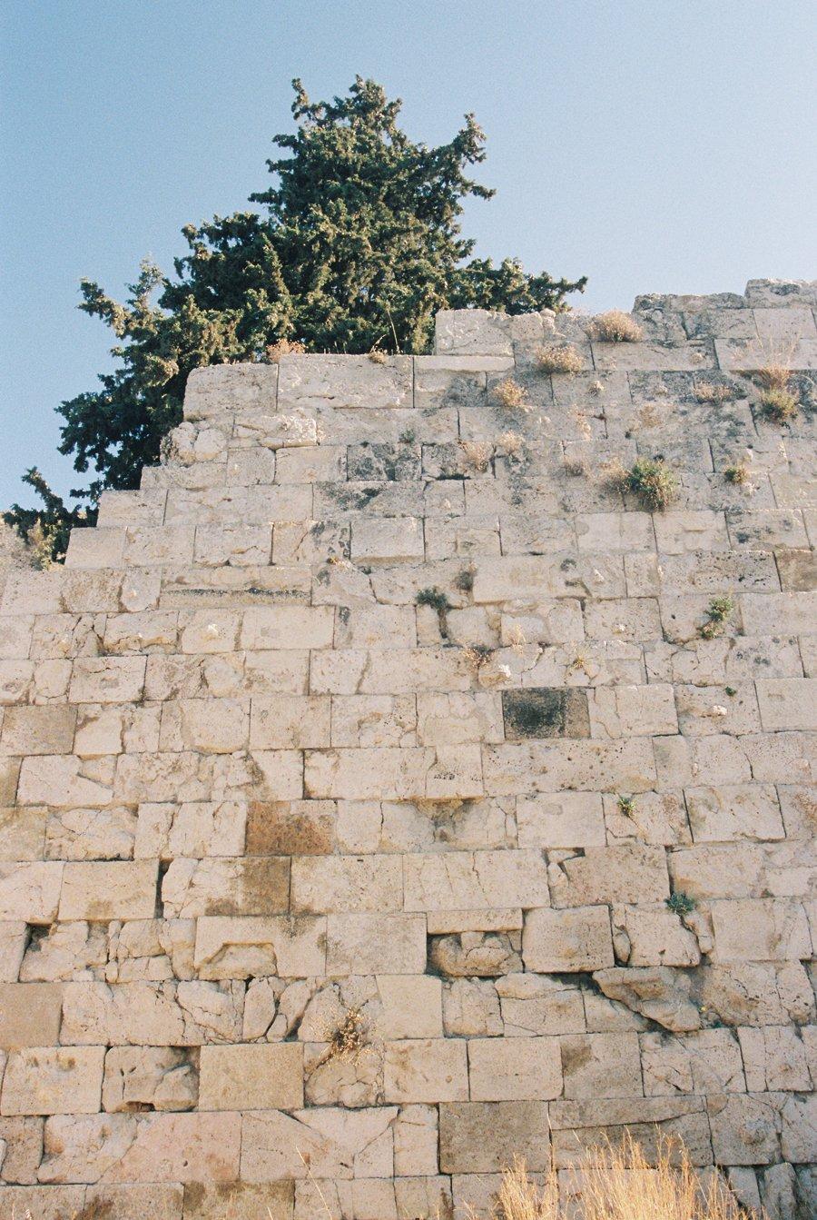The Acropolis Athens // Travel Photography on Film