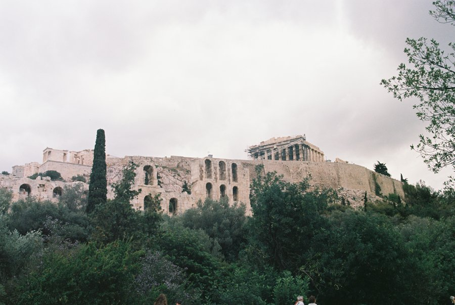 Athens, Greece on Film