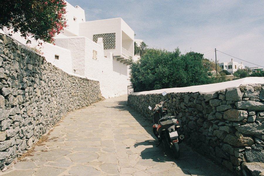 The Greek Islands — Mykonos on Film