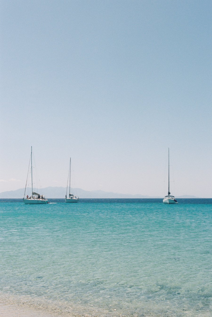 Visiting Mykonos -- Film Photos // Emily Wenzel Photography
