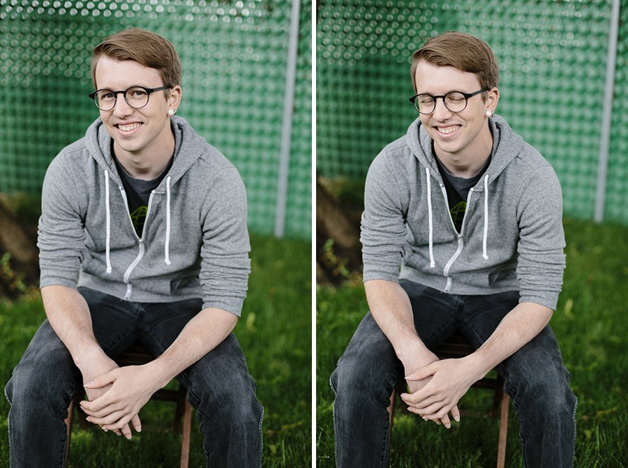 Daniel — Tattoo Photography // Spokane Portrait Photographer