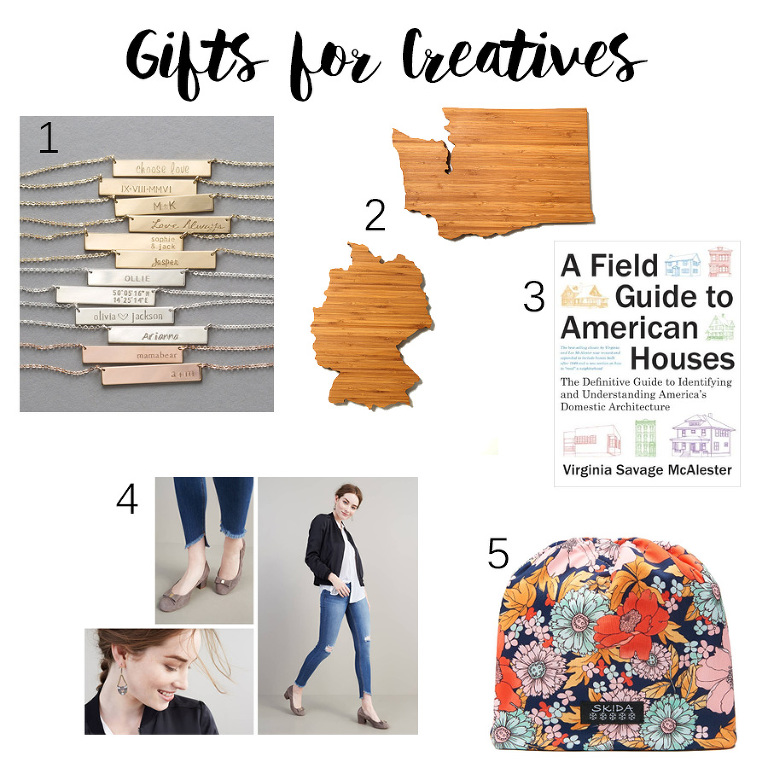 Gifts for Creatives & Home Renovators // Christmas Gift Guide 2016