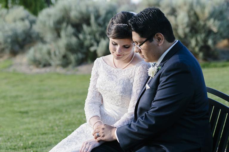 Interracial Wedding Photographer // Emily Wenzel Photography