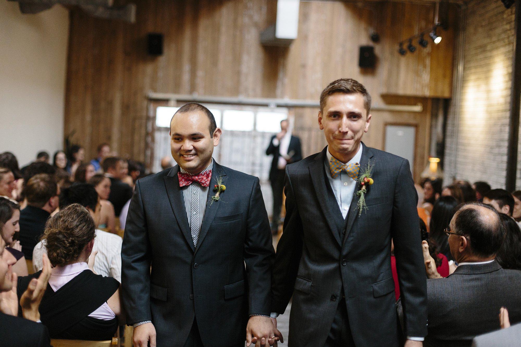 LGBT Wedding Spokane // Emily Wenzel Photography