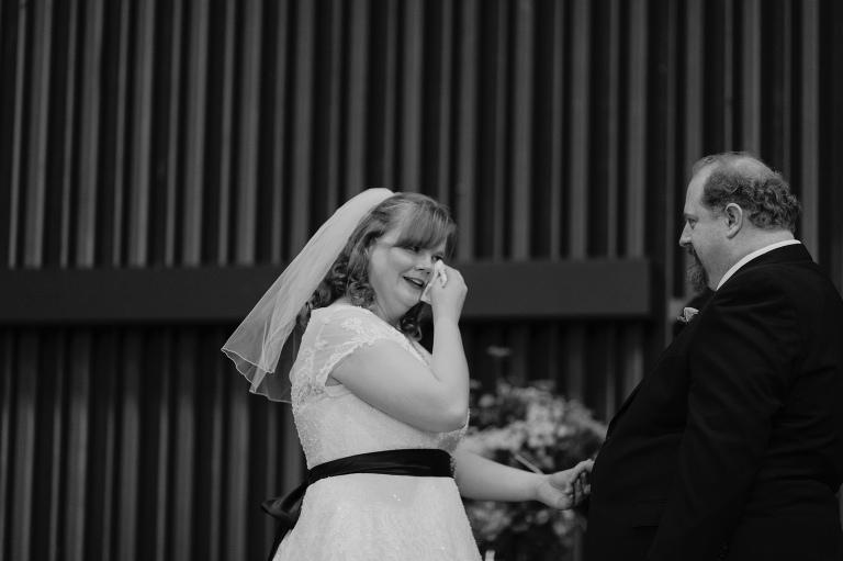 Church Wedding Photographer // Emily Wenzel Photography
