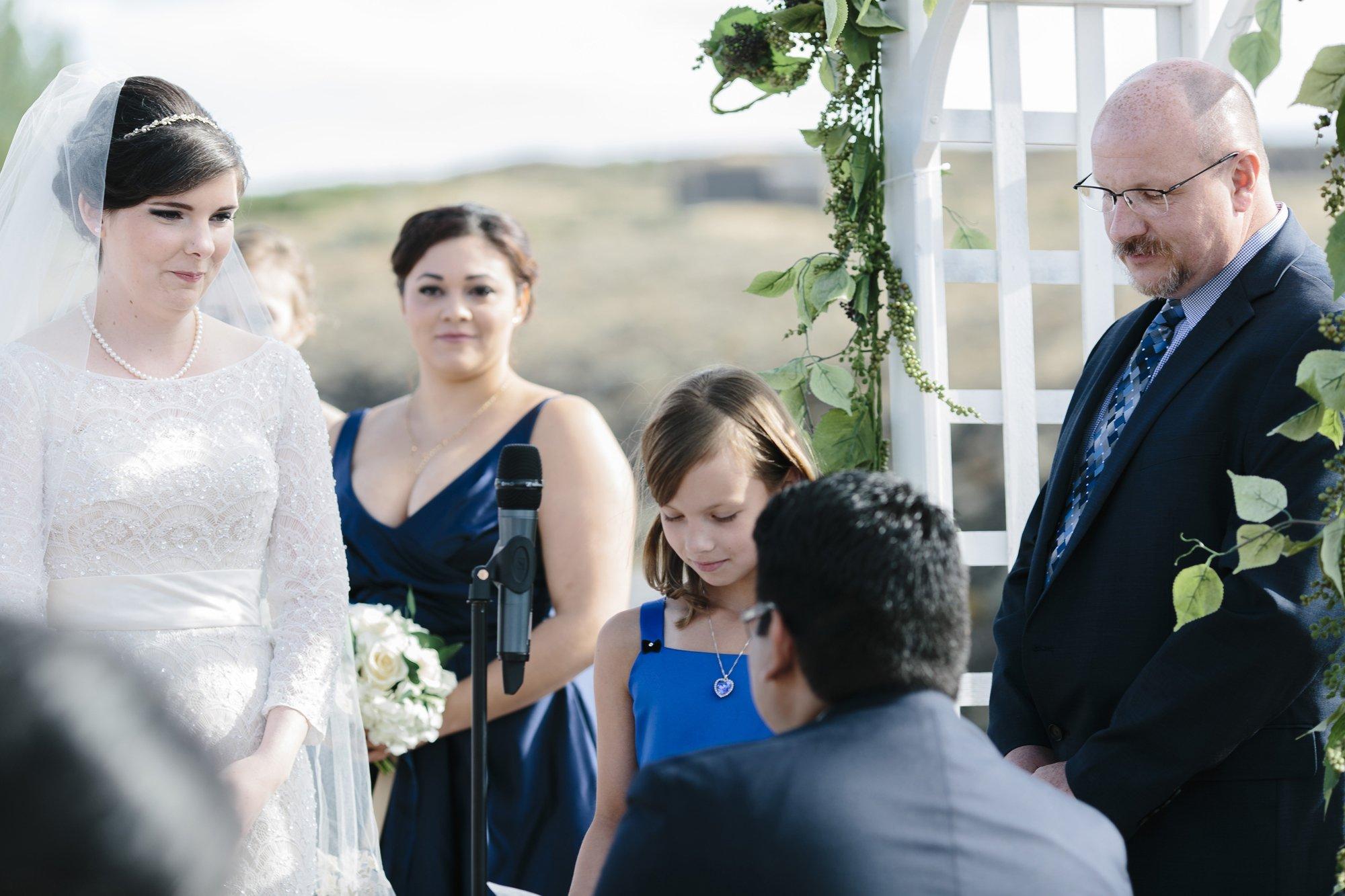 Winery Wedding Photographer // Emily Wenzel Photography