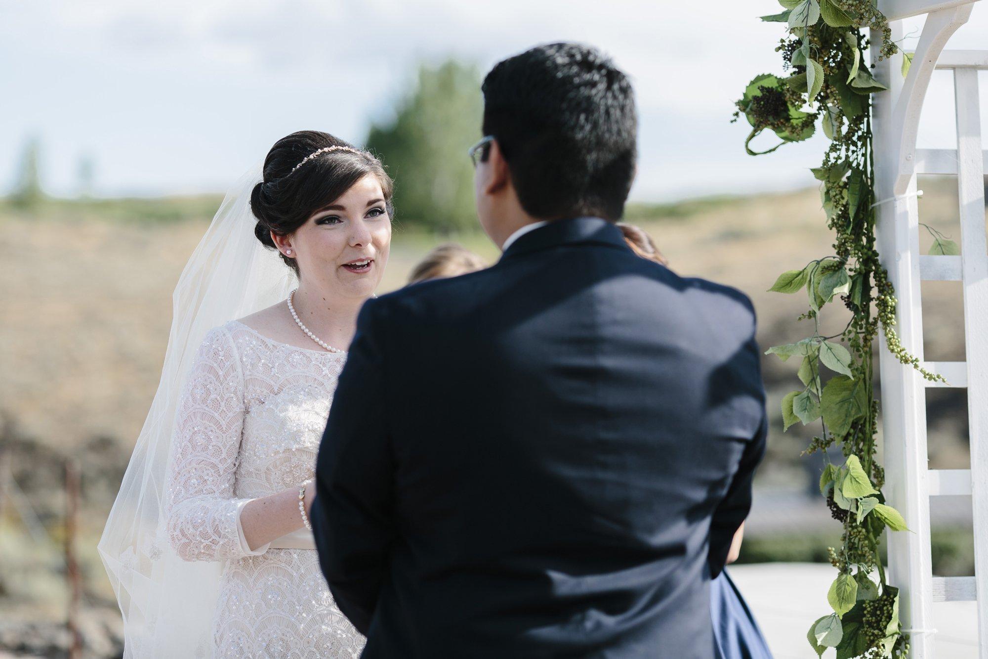 Moses Lake Wedding Photographer // Emily Wenzel Photography
