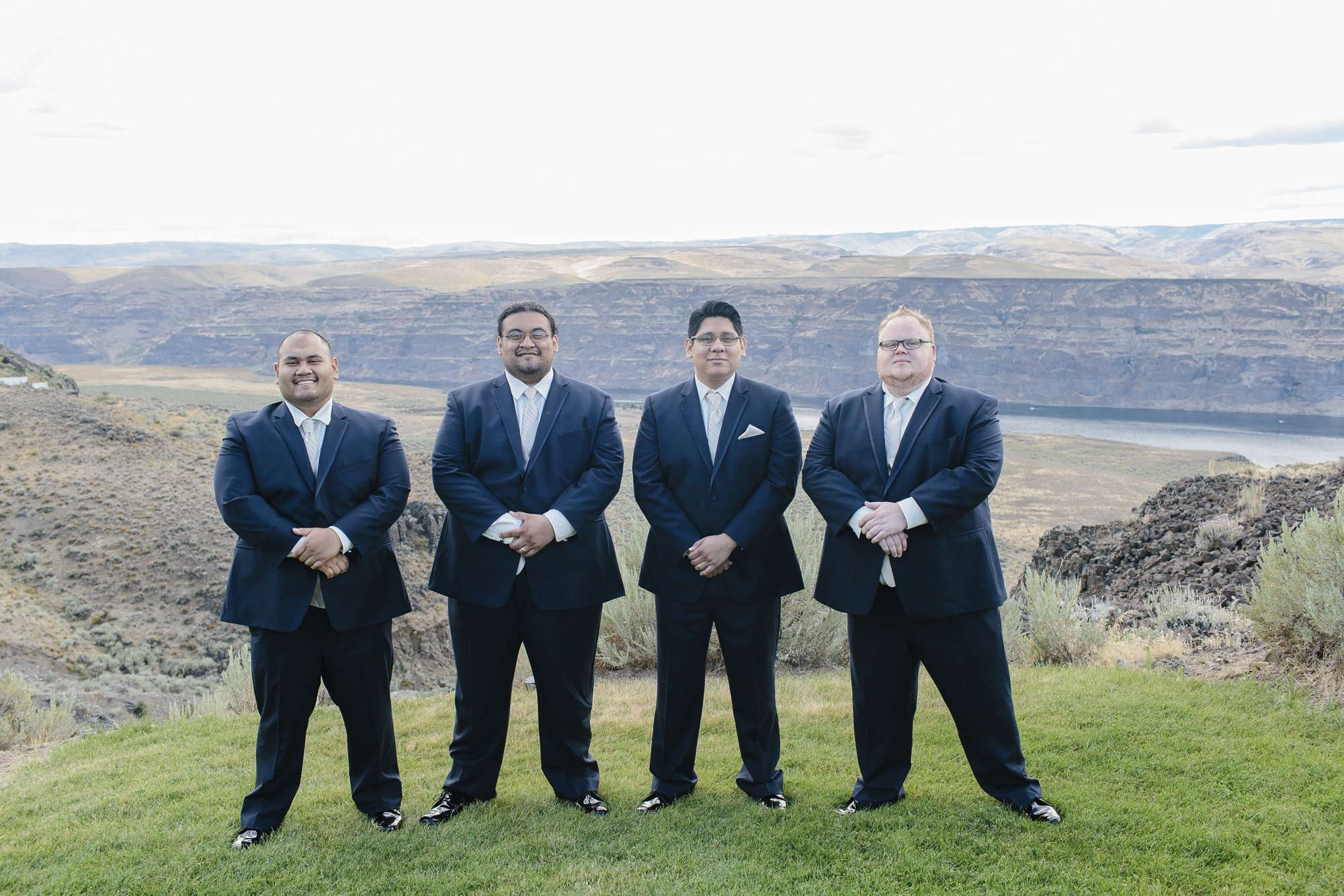 Tri Cities Wedding Photographer // Emily Wenzel Photography