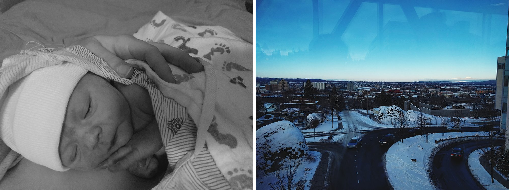 December & January Recap // Emily Wenzel Photography