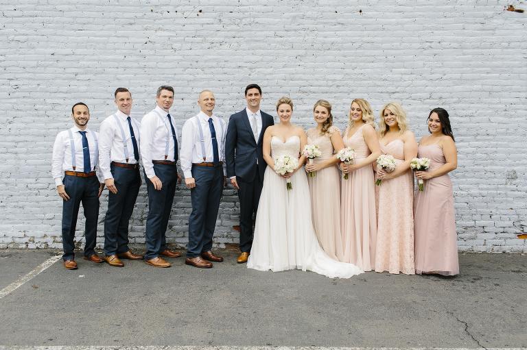 Downtown Spokane Wedding Portraits // Emily Wenzel Photography