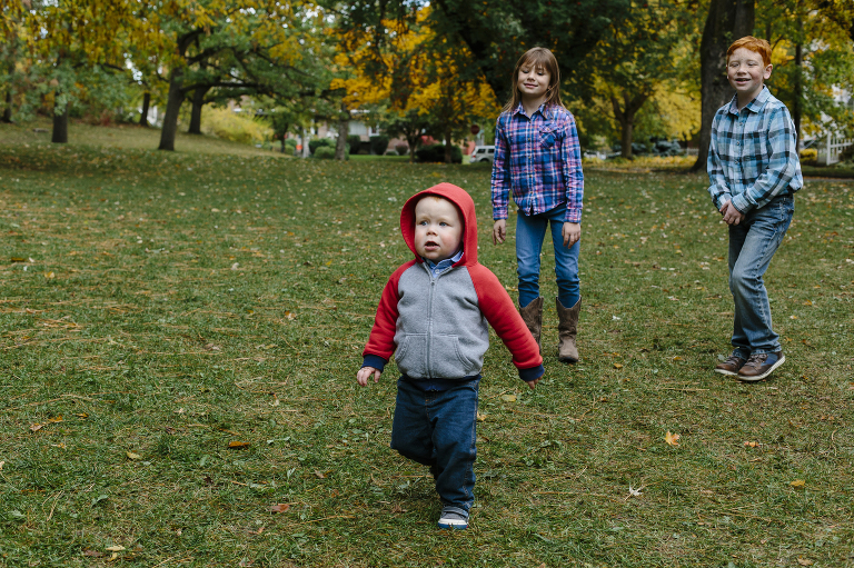 Spokane Fall Mini Sessions // Emily Wenzel Photography