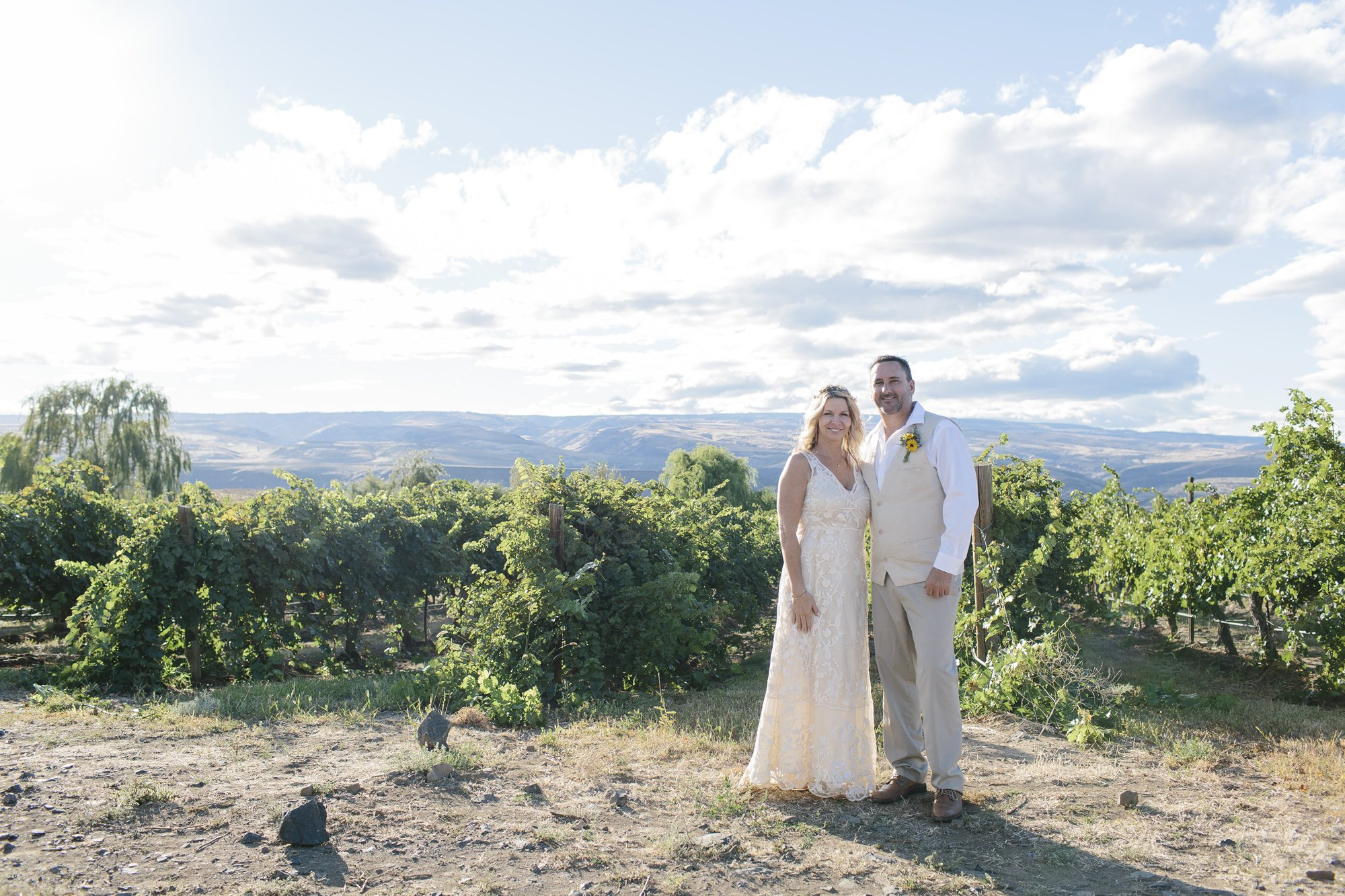 Cave B Winery Elopement // Emily Wenzel Photography