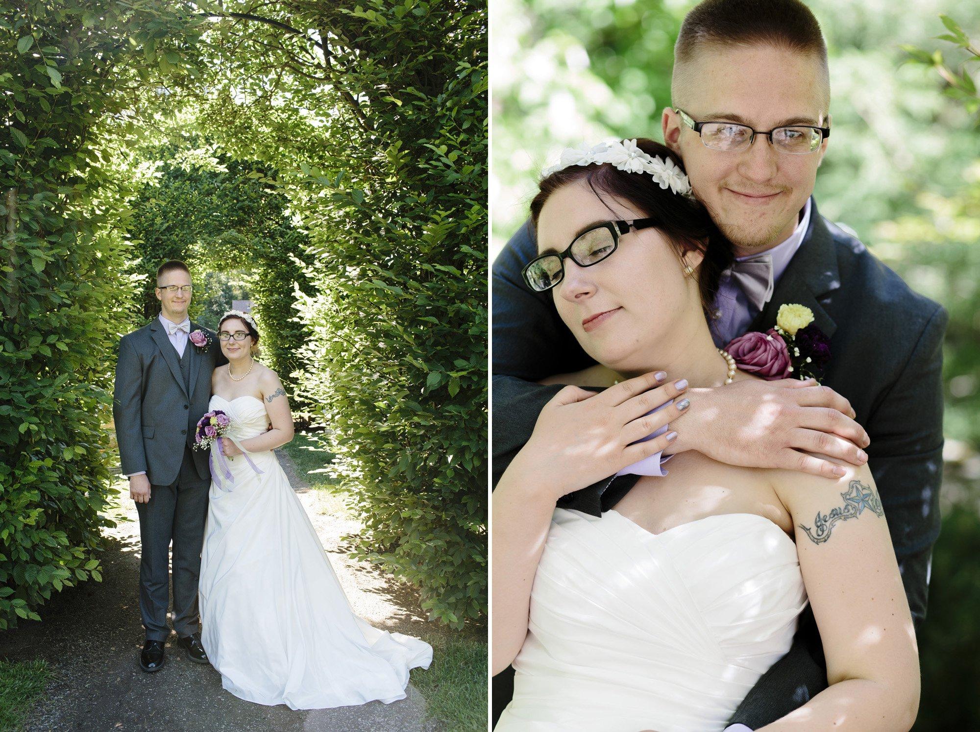 Manito Park Spokane Wedding // Emily Wenzel Photography