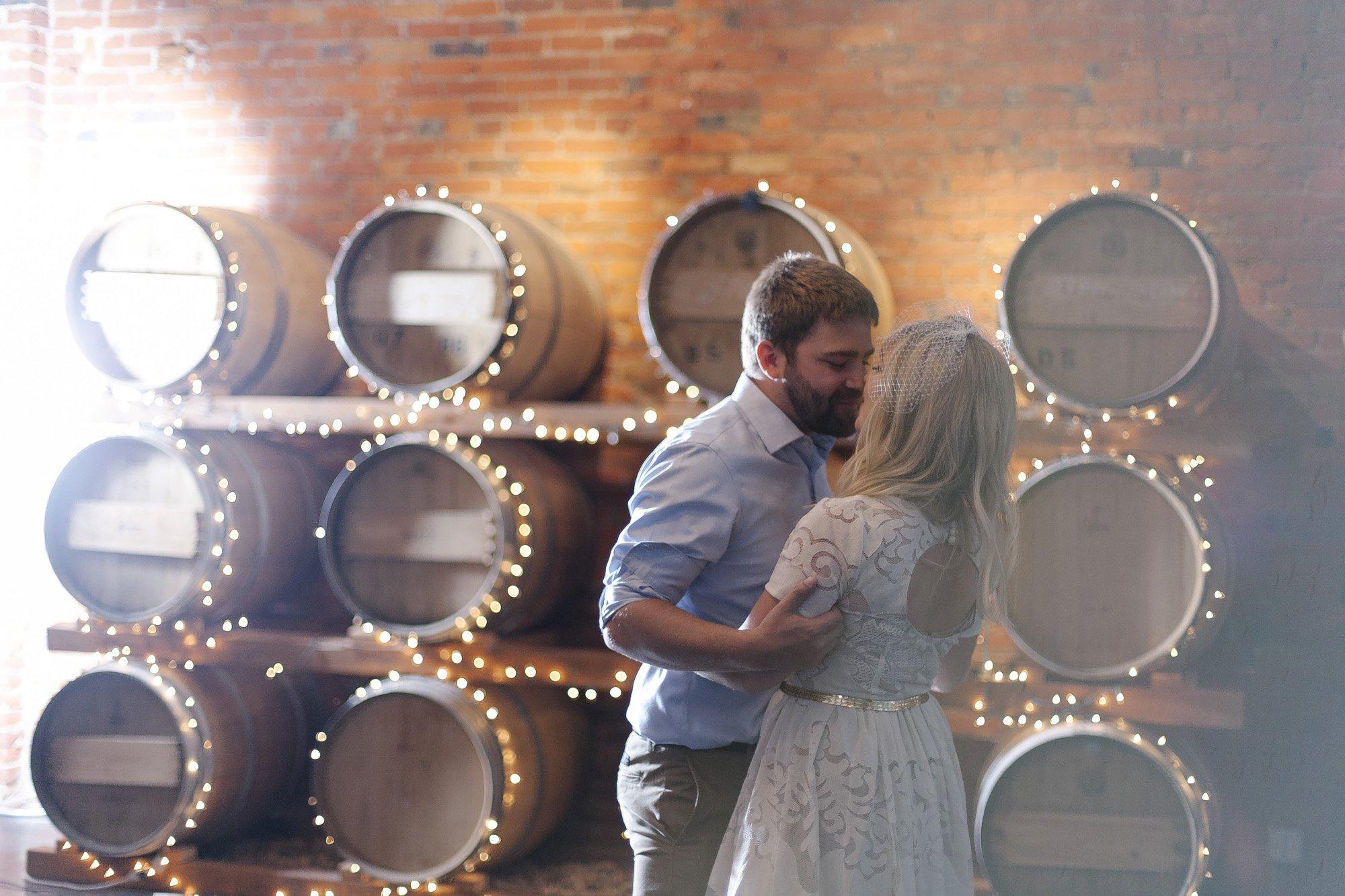 Nectar Catering Wedding // Emily Wenzel Photography