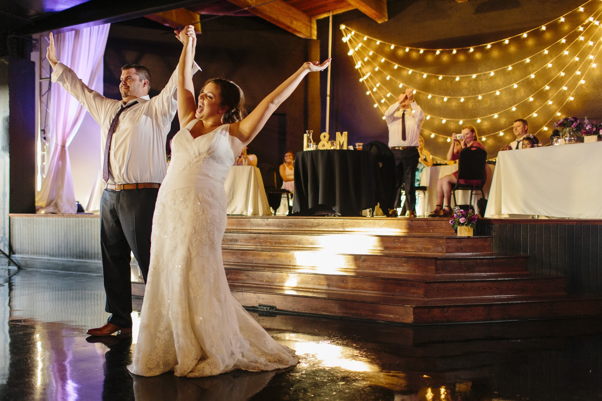 Riverside Place Wedding Spokane // Emily Wenzel Photography