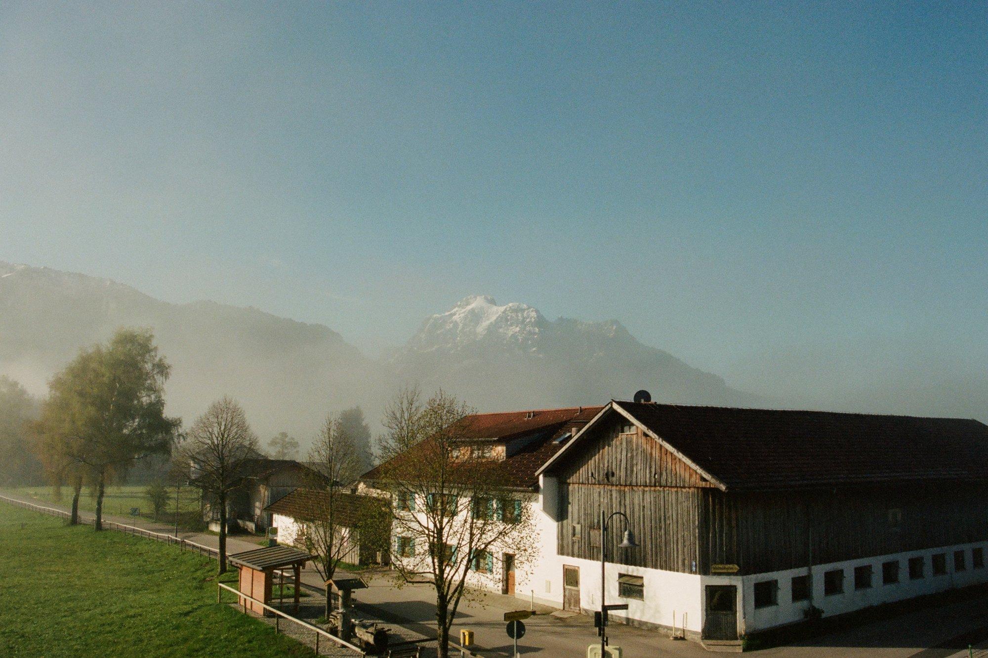 Schwangau Bavaria on Film // Emily Wenzel Photography