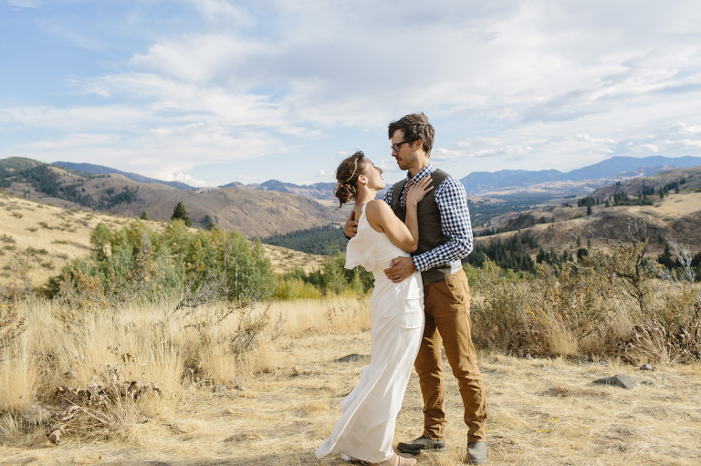 Methow Valley Wedding Photographer // Emily Wenzel Photography