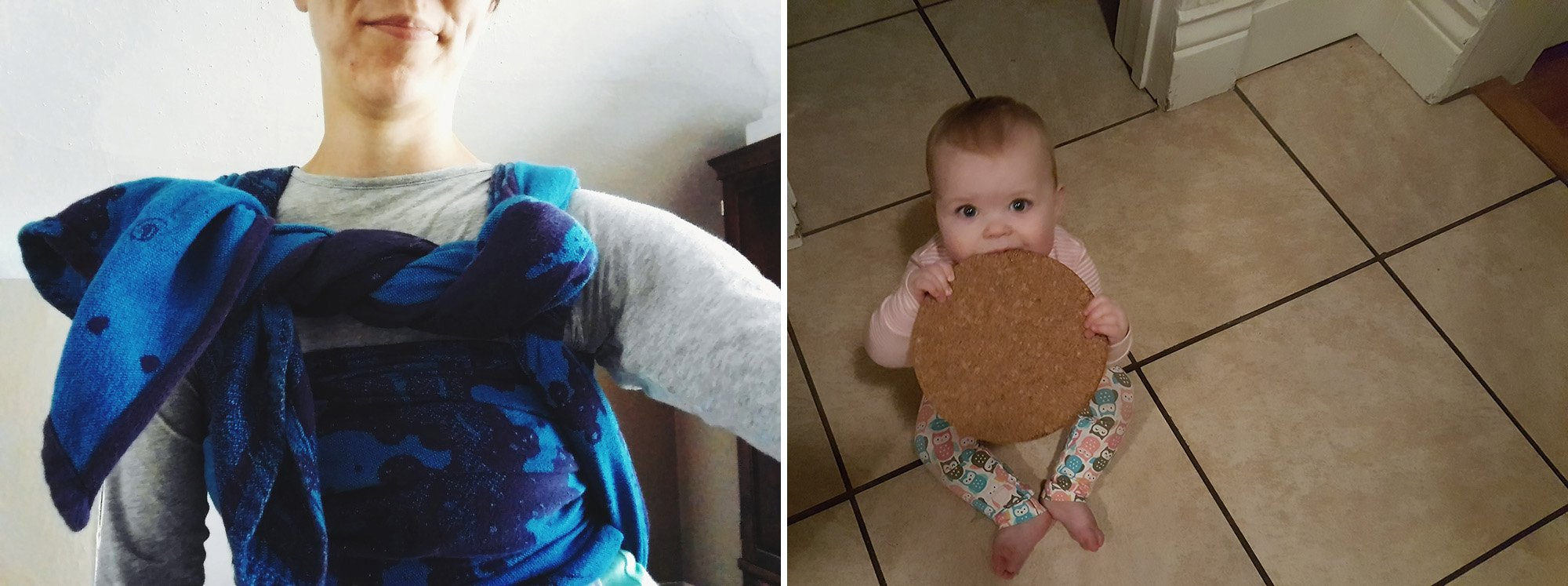 Babywearing Double Hammock CCCB // Emily Wenzel