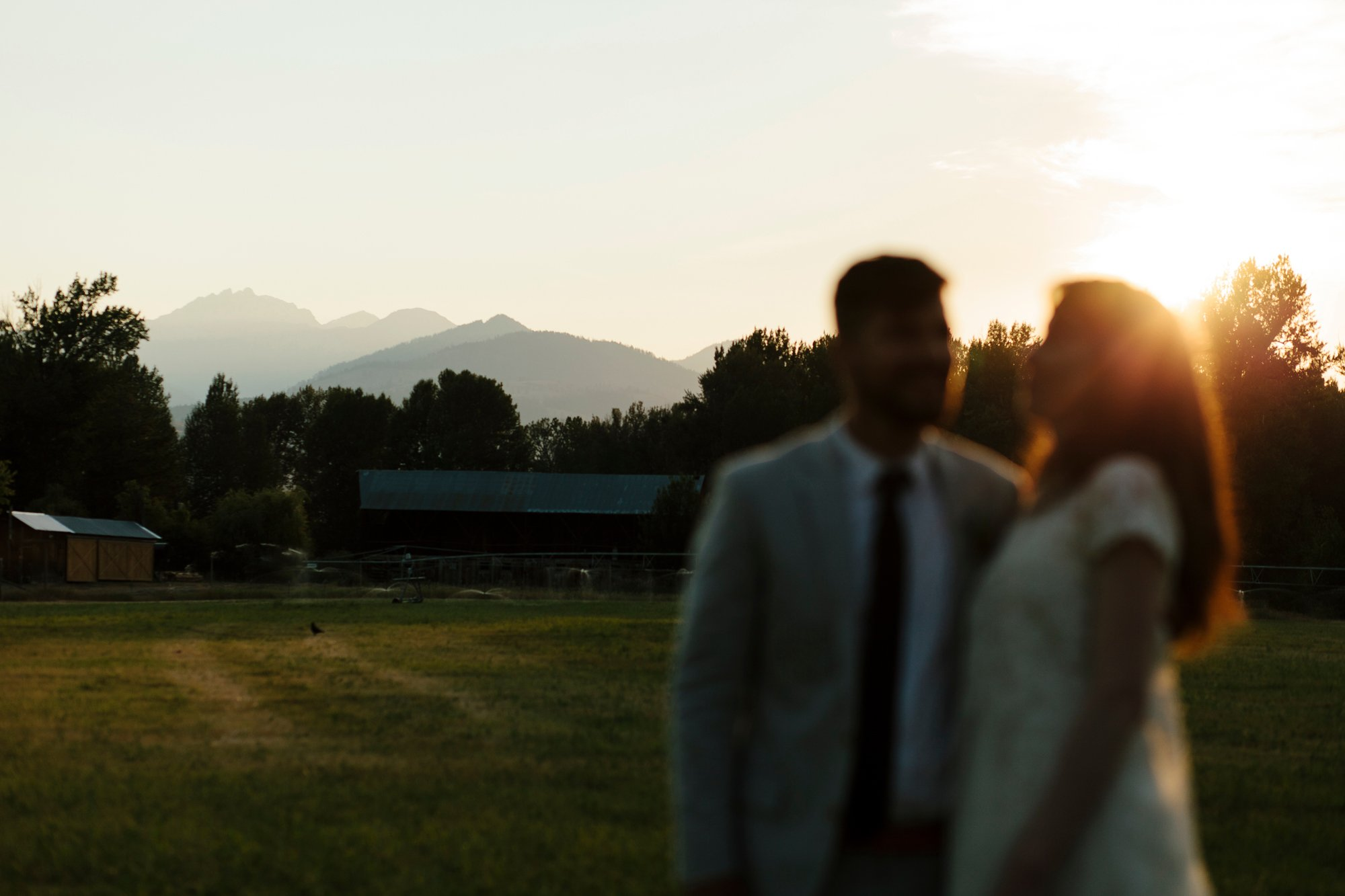 Methow Valley Destination Wedding