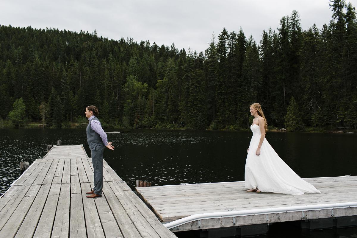 Jamie hill wedding