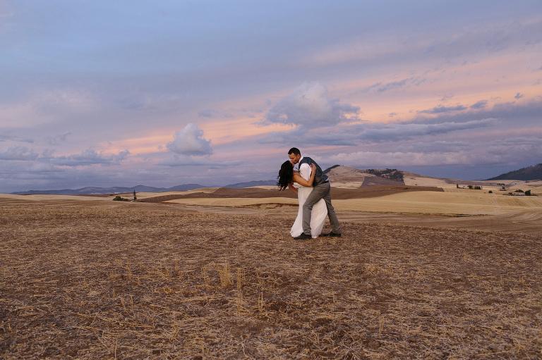 Thompson Barn Tekoa Washington Wedding // Emily Wenzel Photography
