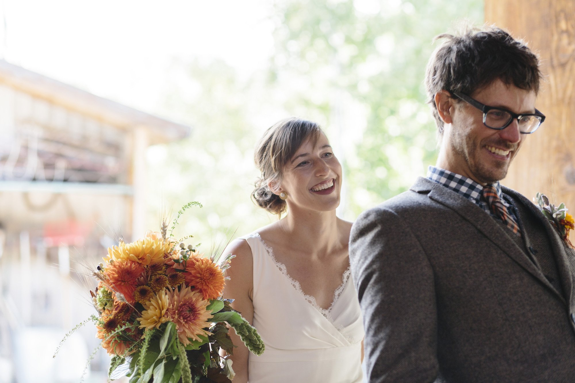 First Look Winthrop WA // Emily Wenzel Photography