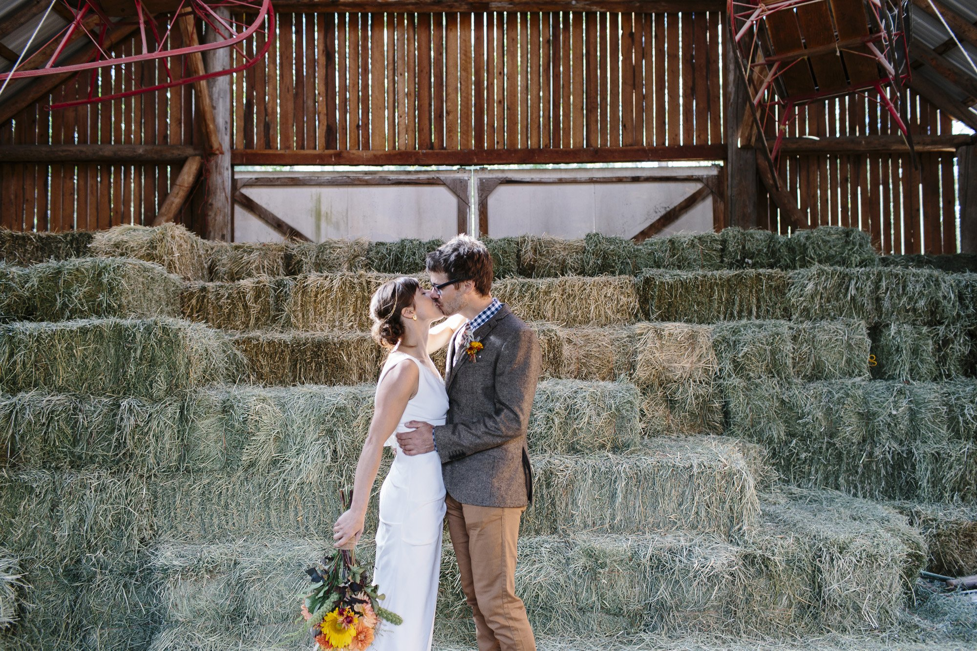 Fall wedding in Winthrop WA // Emily Wenzel Photography
