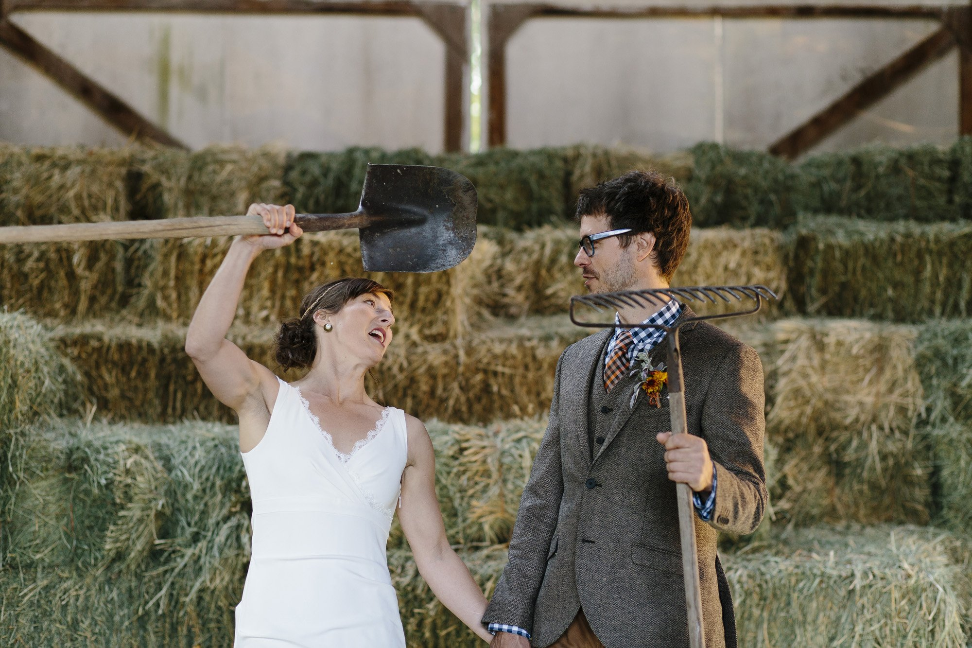 Fall wedding in Winthrop WA // Emily Wenzel Photography
