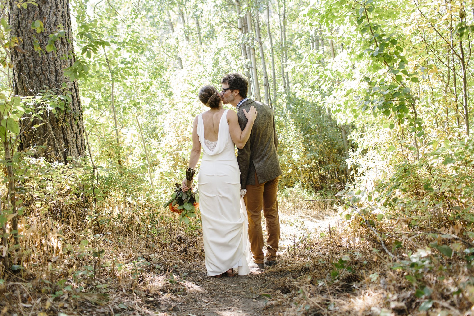 Mountain Top Small Destination Wedding // Emily Wenzel Photography