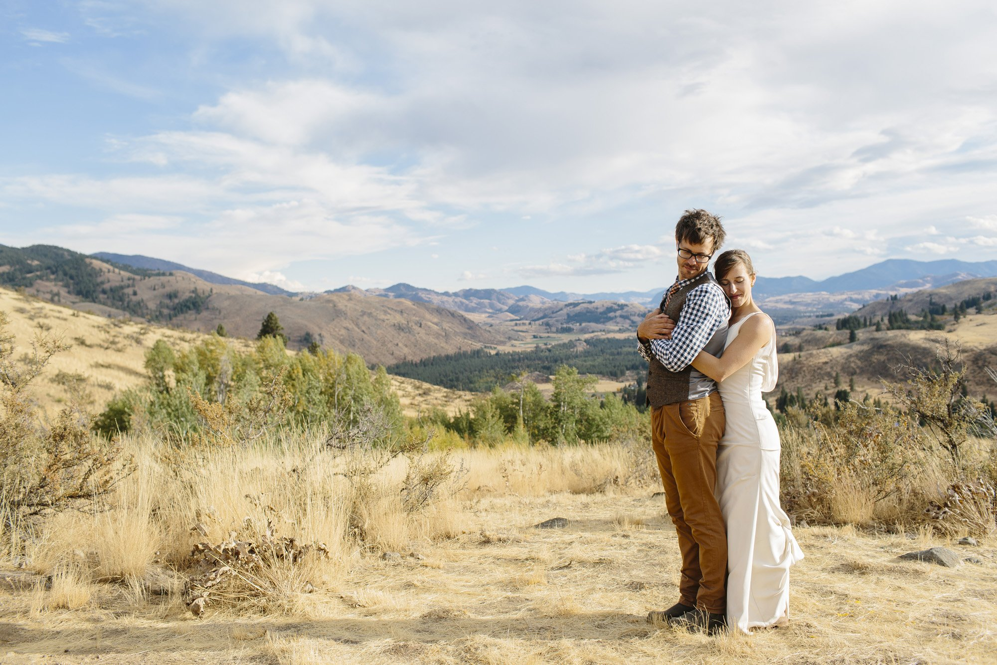 Winthrop Methow Valley Wedding Photography Portraits