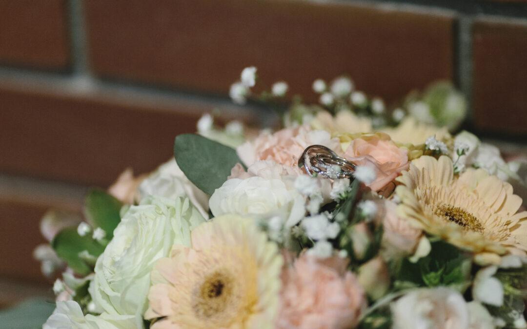 Katie + Ben – Gonzaga University // St Aloysius Spokane Wedding Photography
