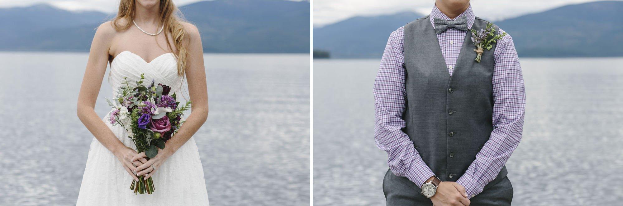 LGBT Wedding Photographer Idaho // Emily Wenzel Photography