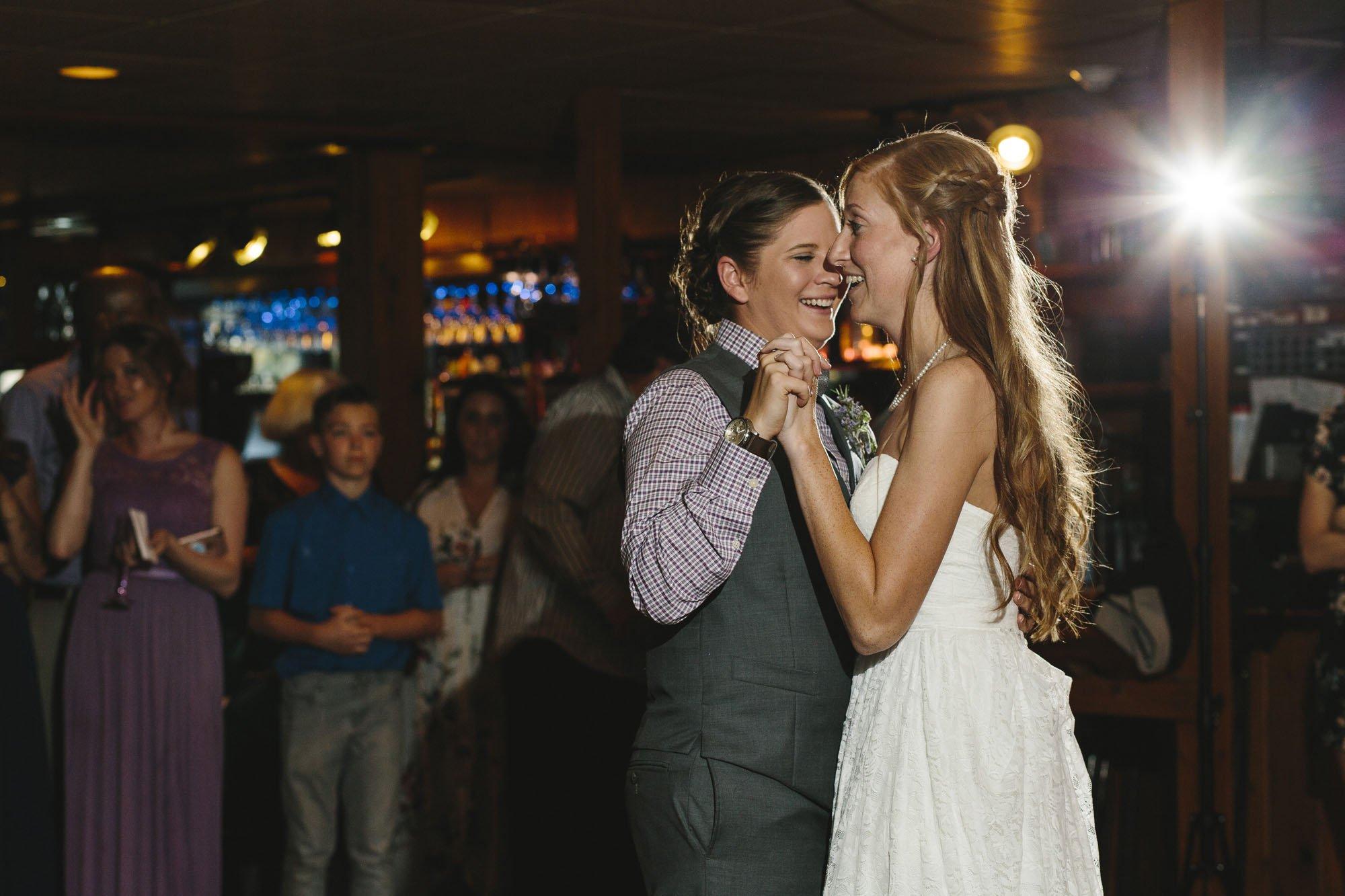 Priest Lake Wedding Photographer // Emily Wenzel Photography