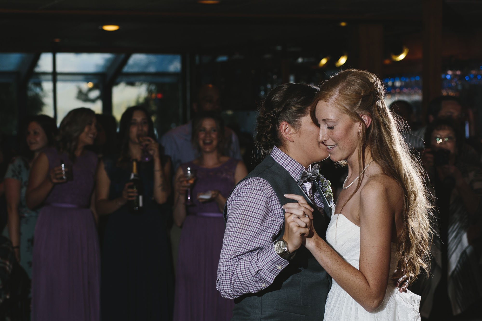 Priest Lake Wedding Photographer // Emily Wenzel Photography
