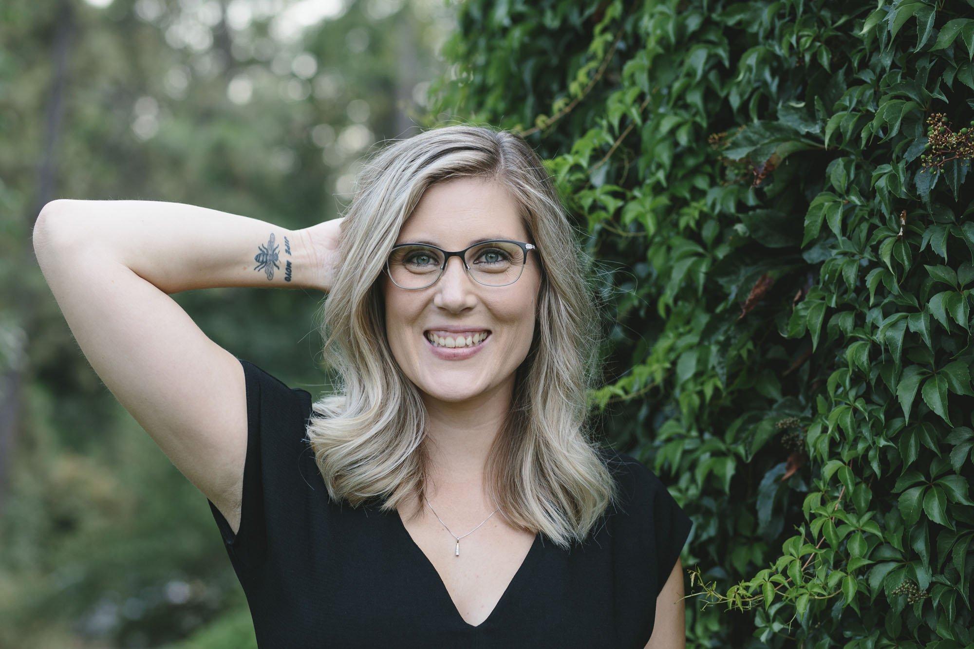 Spokane Head Shot Photography // Emily Wenzel Photography